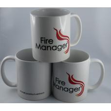 FireManager.de Kaffeetasse